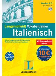 Langenscheidt Vokabeltrainer Italienisch 4.0 (D...