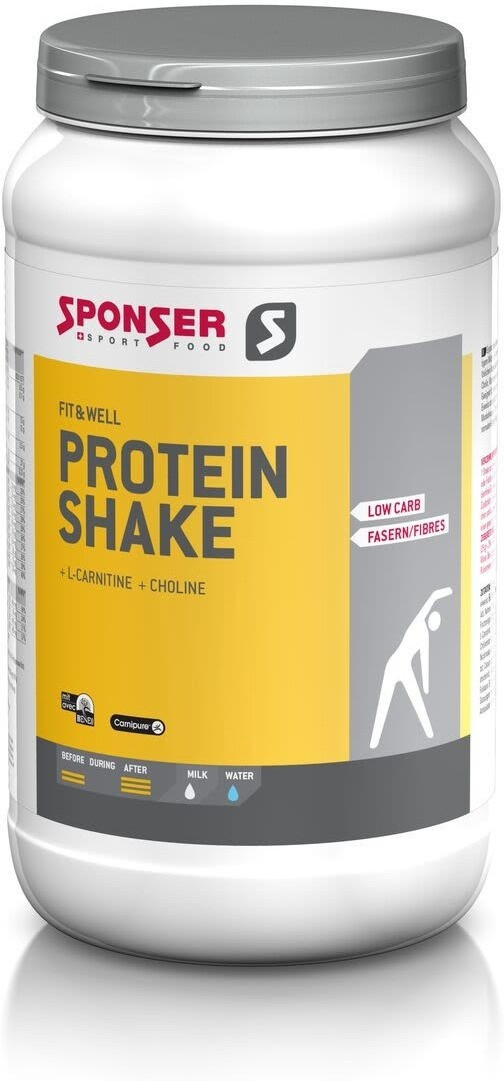 Sponser Low Carb Protein Shake 550g