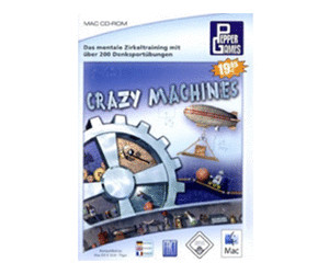 Image of Crazy Machines (Mac)