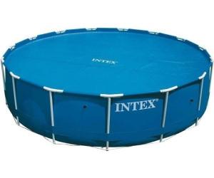 intex solarabdeckplane easy frame pool 305 cm 59952 ab 11 95 preisvergleich bei. Black Bedroom Furniture Sets. Home Design Ideas