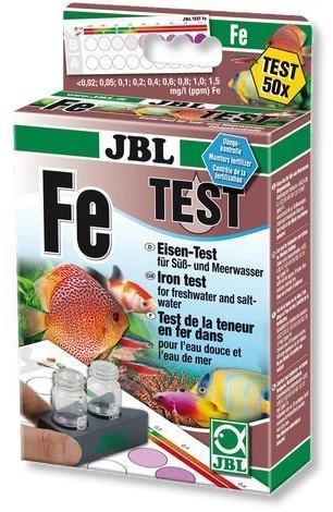 JBL Fe Test de hierro