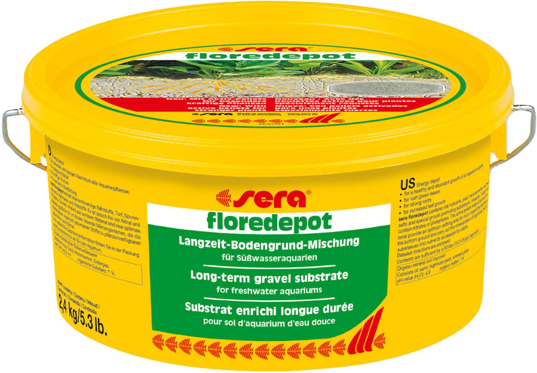 sera floredepot (2,4 kg)
