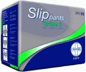 Param Einmal Windelhosen Slip Pants Gr. 3 (84 Stk.)