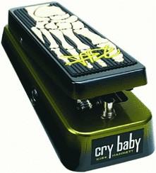 Image of Jim Dunlop Cry Baby KH95 Kirk Hammett