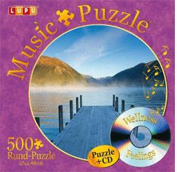 Lupu Music Puzzle - Wellness Feelings