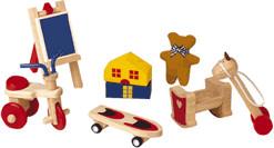 Plan Toys Set juguetes (97111)