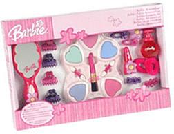 Klein Barbie Kosmetik-Set