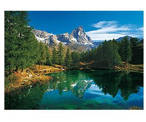 Clementoni Blue Lake - Cervino