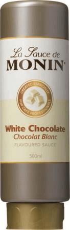 Monin Sauce Weiße Schokolade 0,5 l