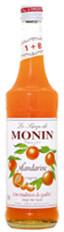 Monin Sirup Mandarine 0,7l