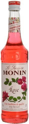 Monin Sirup Rose 0,7l