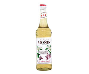 Monin Sirup Holunderblüte 0,7 Liter