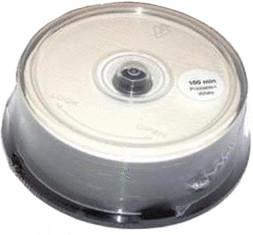 MediaRange CD-R 700MB 80min 52x ganzflächig Tin...