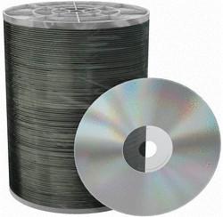 MediaRange DVD+R 4,7GB 120min 16x Blank 100er S...