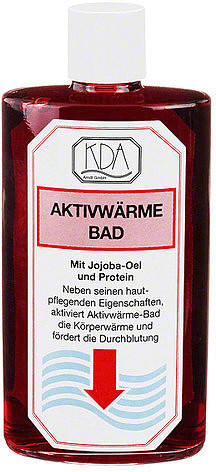 KDA Wärme Bad (200 ml)