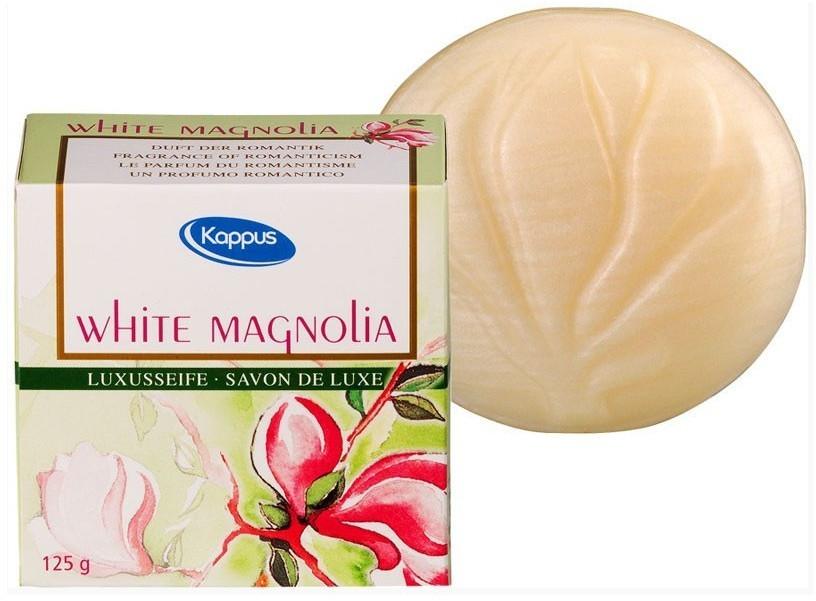 Kappus White Magnolia Luxusseife (125 g)