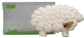 Kappus Schaf Seife weiß (100 g)