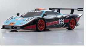 Kyosho Mini-Z MR-02 - McLaren F1 GTR Le Mans No...