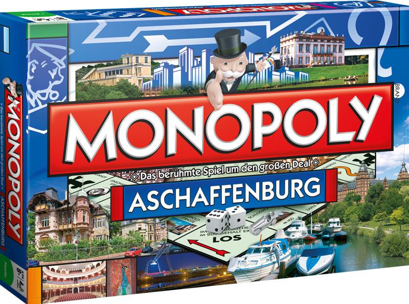 Winning-Moves Monopoly Aschaffenburg