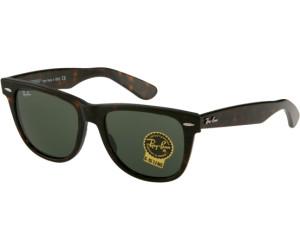 436c847d24773a Ray-Ban Original Wayfarer RB2140 902 (tortoise/crystal green) ab ...