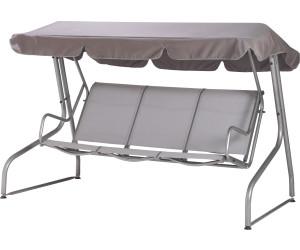 bukatchi monte carlo sling hollywoodschaukel 3 sitzer ab 339 00 preisvergleich bei. Black Bedroom Furniture Sets. Home Design Ideas