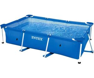 Relativ Intex Frame-Pool Family 260 x 160 x 65 cm ab 64,90 DW24