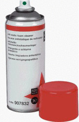 Image of 5 Star Office Anti-static Foam Cleaner General Purpose 400ml Can