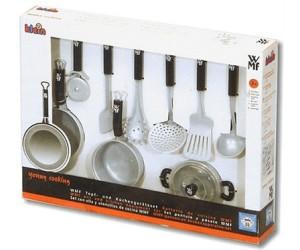 und Küchengeräte Set 9 Teile Theo Klein WMF Topf