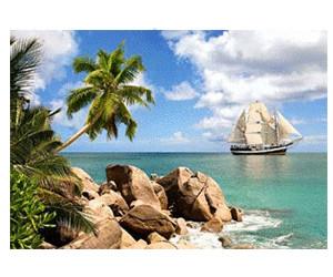 Castorland Sailing in Paradise