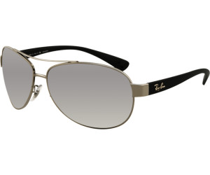 50ea8f0cb1 Buy Ray-Ban RB3386 003 8G (silver grey gradient) from £83.00 ...