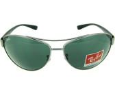 ORIGINAL RAY BAN RB 3386 00471 6713 Piloten Sonnenbrille
