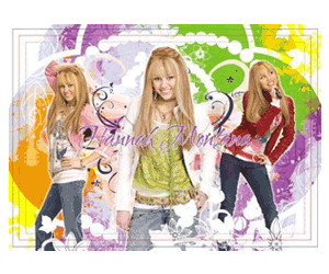 Clementoni Hannah Montana - Let's dance (104 pieces)