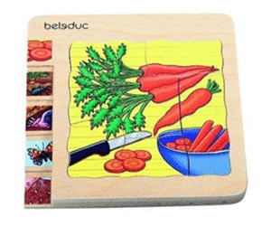 Image of beleduc Carrot Puzzle