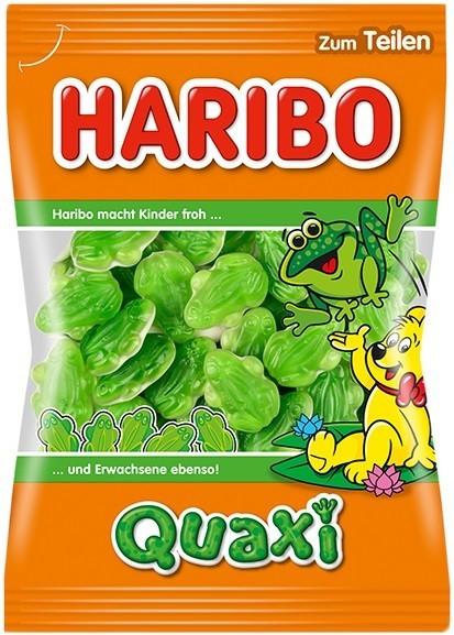 Haribo Quaxi Fröschli (200 g)