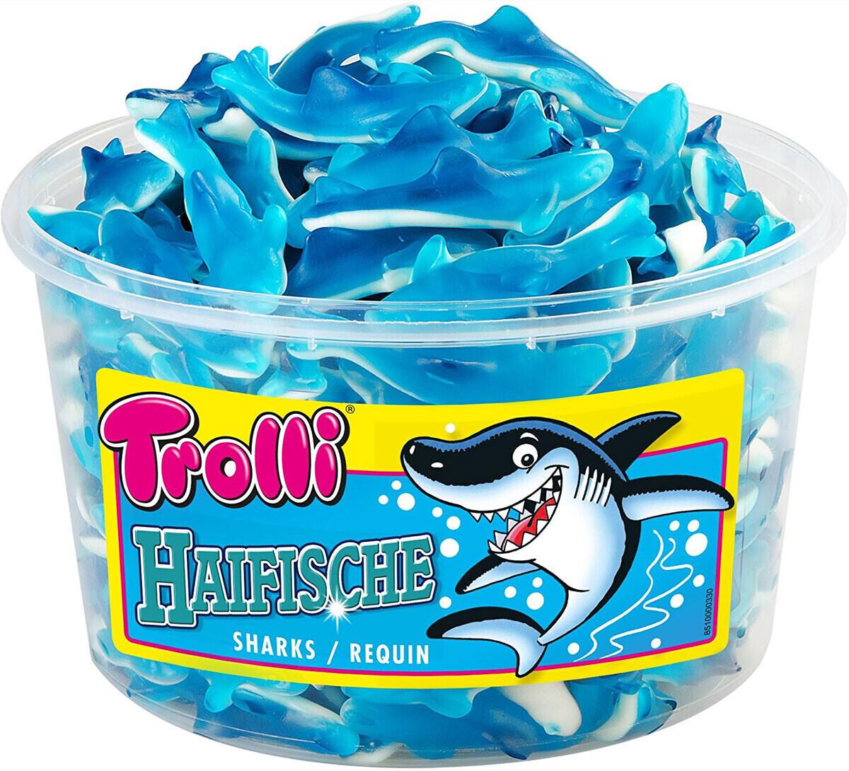 Trolli Haifische (1300 g)