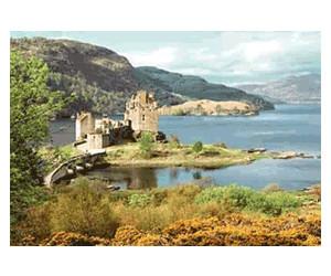 Castorland Scotland - Eilean Donan Castle