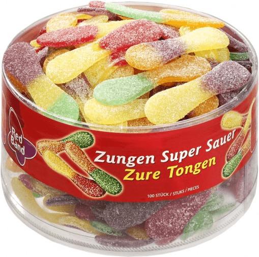 Red Band Zungen Super Sauer (1150 g)