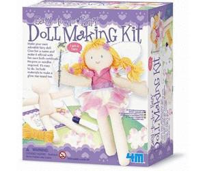 4M Doll Making Kit - Fairy