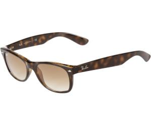 ray ban sonnenbrille wayfarer uv 400 dunkelbraun havanna