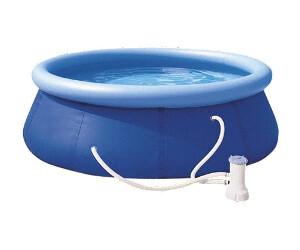 friedola quick up pool set 360 x 76 cm mit filterpumpe ab 109 00 preisvergleich bei. Black Bedroom Furniture Sets. Home Design Ideas