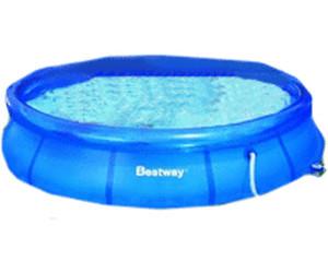 Bestway fast set pool 366 x 76 cm ab 50 40 for Pool 3m durchmesser aufblasbar