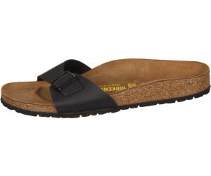 Birkenstock Madrid Damen US 10 Schwarz Sandale