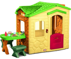 Lovely Little Tikes Picnic On The Patio Playhouse. Back. Little ...