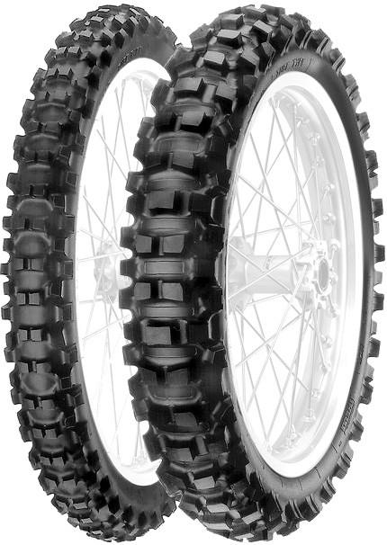 Pirelli Scorpion XC Mid Hard 110/100 - 18 64M
