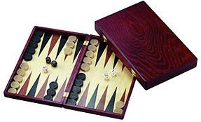 Philos-Spiele Backgammon Naxos klein (1112)