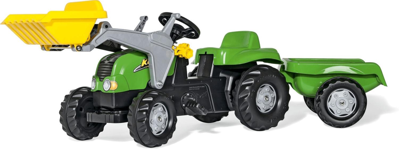Rolly Toys rollyKid-X mit Lader und Anhänger (023134)