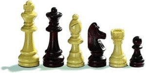 Philos-Spiele Schachfiguren Remus (2003)
