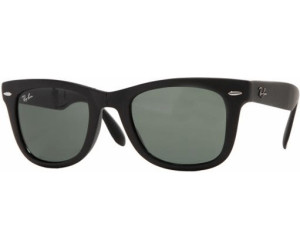 f352f3df0d Buy Ray-Ban Wayfarer Folding RB4105 601S (matte black grey green ...