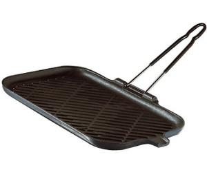 Le Creuset Signature Steakgrillpfanne 36 x 20 cm schwarz