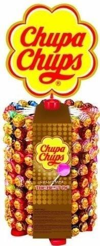 Chupa Chups Lutscher Rad (2400 g)